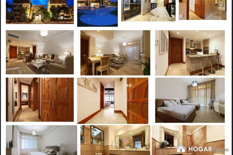 Apartamento en venta con o sin muebles casa de campo - Muebles para casa de campo ...